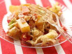 Bacon, Lettuce and Tomato Potato Salad