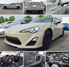 This 2016 Scion FR-S is one of a thousand -- literally. It's number 504.