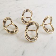 Double Orbit Ring   #ANDROGYNYdesign ($98)