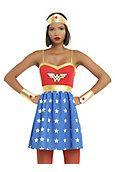 DC Comics Wonder Woman Cosplay Dress