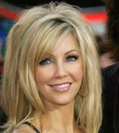 layered hairstyles for medium length hair - Bing Images