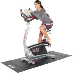 Ironman X-Class 310 Upright Bike with Accessories and Mat >>> Quickly view this special  product, click the image : Weightloss Cardio