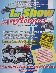1er Show de Motoras de Puerto Rico @ Juncos #sondeaquipr #showmotoraspr #fiebrepr #juncos #complejodeportivojuncos