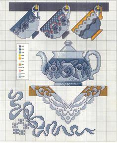 для кухни - запись пользователя Ksena в сообществе Вышивка в категории Схемы вышивки крестом, вышивка крестиком