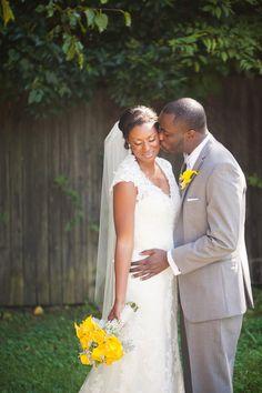 34 Brides Who'll Make You Rethink Strapless Wedding Dresses