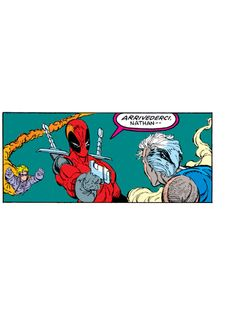 New Mutants #98 First app Deadpool - Rob Liefeld