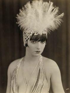 Louise Brooks 1926 for American Venus