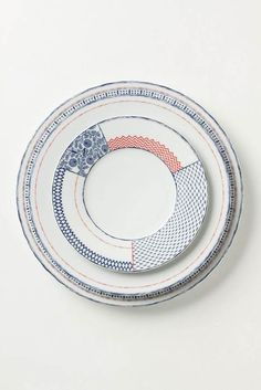 To know more about Anthropologie sen-gaki dinner plate, visit Sumally, a social network that gathers together all the wanted things in the world! Featuring over other Anthropologie items too! Ceramic Tableware, Ceramic Pottery, Ceramic Bowls, Kitchenware, Ceramic Painting, Ceramic Art, Assiette Design, Plate Design, Deco Design