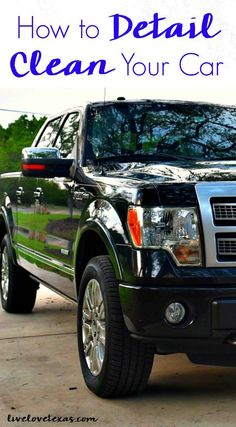 The ultimate guide to super cleaning your car like a pro clever learn how to detail clean your car in just 5 easy steps solutioingenieria Images