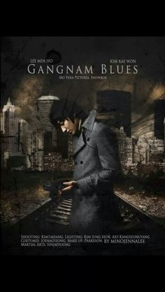 Gangnam Blues coming out this December.....I really want to see this! Super excited