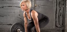 """From Flat to All That"" Jamie Eason training"