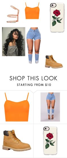 """Connection\ Jacob Latimore ❤"" by thinkinboutkay ❤ liked on Polyvore featuring WearAll, Timberland, Casetify and Maria Black"