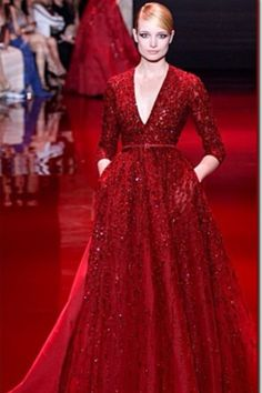 Elie Saab  #fashion #catwalk