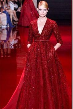 Elie Saab  #fashion #catwalk