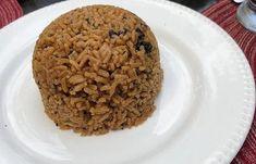 ¿Cómo hacer un delicioso arroz con coco en casa? Deli, Oatmeal, Grains, Food Porn, Rice, Cooking, Breakfast, Latina, Diana