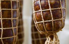 Salami Recipes - How to Make Salami | Hunter Angler Gardener Cook