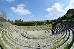 Il teatro romano di Fiesoe