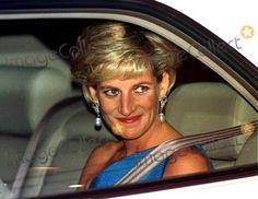 October 31, 1996:  Princess Diana Leaving the Victor Chang Cardiac Research Institute Gala in Sydney, Australia.   Photo By:dave Chancellor/alpha/Globe Photos, Inc 1996