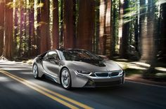 2014 BMW i8 to Hit Auction Block at Pebble Beach - Motor Trend WOT.