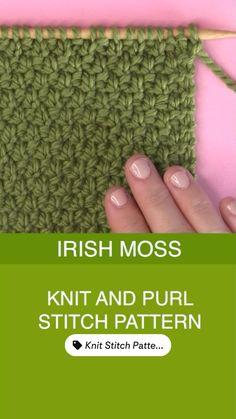 Knitting Machine Patterns, Knitting Stiches, Easy Knitting Patterns, Loom Knitting, Knitting Projects, Stitch Patterns, Crochet Patterns, Knit Stitches, Rasheeda
