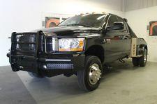 Dodge : Ram 3500 5.9L 4X4 Q/C 2007 Dodge Ram 3500 SLT 5.9L 4X4 Hauler W/Leather Quad