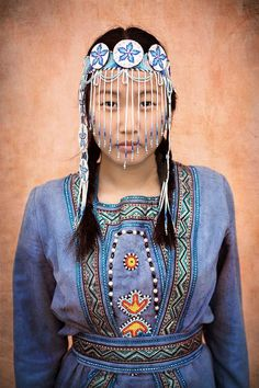 Spends 6 Months Traveling Alone to Photograph Siberia's Indigenous People Evenki Girl. Republic of Buryatia, Siberia. © Alexander Khimushin / The World In FacesEvenki Girl. Republic of Buryatia, Siberia. © Alexander Khimushin / The World In Faces We Are The World, People Around The World, Beautiful World, Beautiful People, Lago Baikal, Siberia, Indigenous Tribes, Tribal People, Portraits