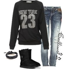 Winter 7, created by callico32 on Polyvore
