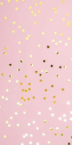 Pink Wallpaper Backgrounds, Flower Background Wallpaper, Star Wallpaper, Pink Wallpaper Iphone, Cute Patterns Wallpaper, Glitter Wallpaper, Pastel Wallpaper, Aesthetic Iphone Wallpaper, Galaxy Wallpaper