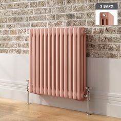 600x600mm Candy Floss Triple Panel Horizontal Colosseum Traditional Radiator