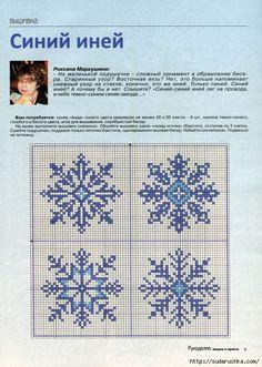 Зимняя бискорню.Схема для вышивки.. Обсуждение на LiveInternet - Российский Сервис Онлайн-Дневников
