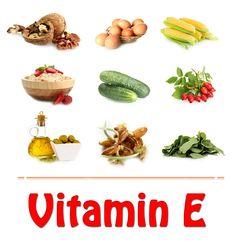 Vitamina E (tocoferol) – beneficii si surse alimentare