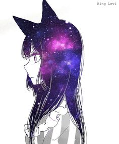 anime couple galaxy - Tìm với Google