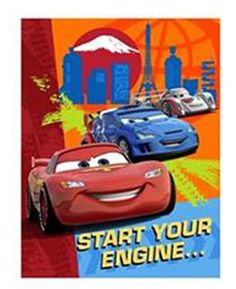 Disney Cars 2 Invitations Includes invitations with envelopes. Weight (lbs) Length (inches) 7 Width (inches) 4 Height(inches) Birthday Party Supplies Multi-colored One Size Birthday Unisex All Ages Lightning Mcqueen Party, Lightening Mcqueen, Cars Invitation, Cars Birthday Invitations, Invite, Party Invitations, Disney Cars Party, Disney Cars Birthday, Car Themed Parties