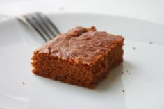 Delighted Momma: Flourless Pumpkin Brownies- Wow, tasted like zucchini bread, and actually had a bread like texture, how'd that happen? wonder how it would get using bananas and nuts to make a banana bread instead of pumpkin, or use zucchini and chocolate chips?