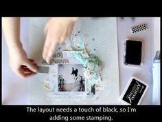 Tuesday Tutorial: Confetti Video Tutorial - Scrap365