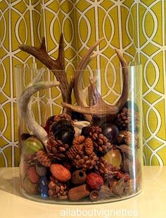Antlers & bowl fillers http://www.partylite.biz/sites/itsjustscentsational