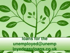 Loans for unemployed tenants will allow the tenants get hold of enough cash in spite of being unemployed. #unemployedloans #samedayloansforunemployed #unemployedeasyloans #UK http://www.unemployedeasyloans.co.uk/