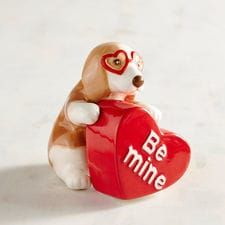 Add unique salt and pepper shakers to your table decorating. Shop Pier collection of vintage, novelty, and other fun salt and pepper shakers. Heart Decorations, Valentine Decorations, Table Decorations, February Holidays, Love Bears All Things, Groundhog Day, Salt And Pepper Set, Salt Pepper Shakers, Valentine Gifts