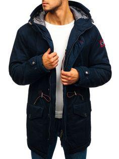 a107ce1263b0 20 najlepších obrázkov na tému Pánské zimní bundy