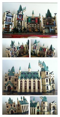 Hogwarts Castle (Harry Potter) Lego Set