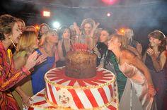 Circus Gala - La torta