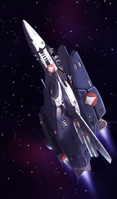 The King of Mecha has Arrived Macross Valkyrie, Robotech Macross, Macross Anime, Mecha Anime, Nave Star Wars, Sci Fi Ships, Japanese Anime Series, Mundo Comic, Hero's Journey