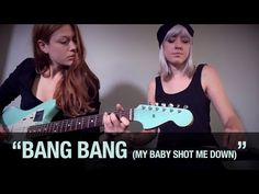 "Larkin Poe | ""Bang Bang (My Baby Shot Me Down)"" - YouTube"