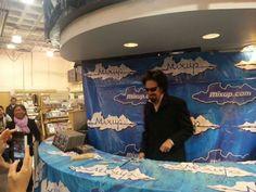 Photo taken of Johnny Indovina/Disco Oficial Facebook Page