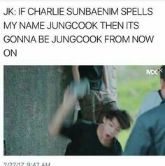 My friend continues to say Jungcock! It obvious she needs help