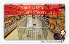 I have people asking all the time, what are you eating, what should I buy when I go grocery shopping or what should I stock up on… so here's a list that you can start with. While not meant to be all-inclusive it will get you started in the right direction. Meats and Poultry Beef …