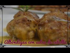 Albóndigas con salsa de cebolla | Javier Romero Cap. 32 Temporada 1 - YouTube
