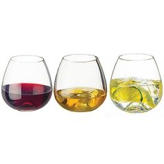 Dartington www. tumbler 3 pack hand made contemporary stemless wine glass whiskey wine soft drinks Schott Zwiesel, Water Tumbler, Water Into Wine, Crystal Glassware, Highball Glass, Wine Glass Set, Villeroy, Cocktail Glass, Drinking Glass