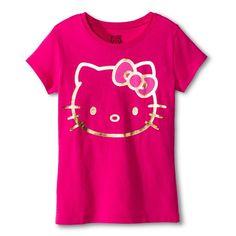 Hello Kitty Girls' Graphic Tee