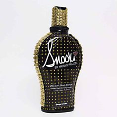Supre SNOOKI ULTRA CHIC Black Bronzer - 12 oz. $47.50 = $50.76 W/Tax Get 10 Tans Free - Limited Supply
